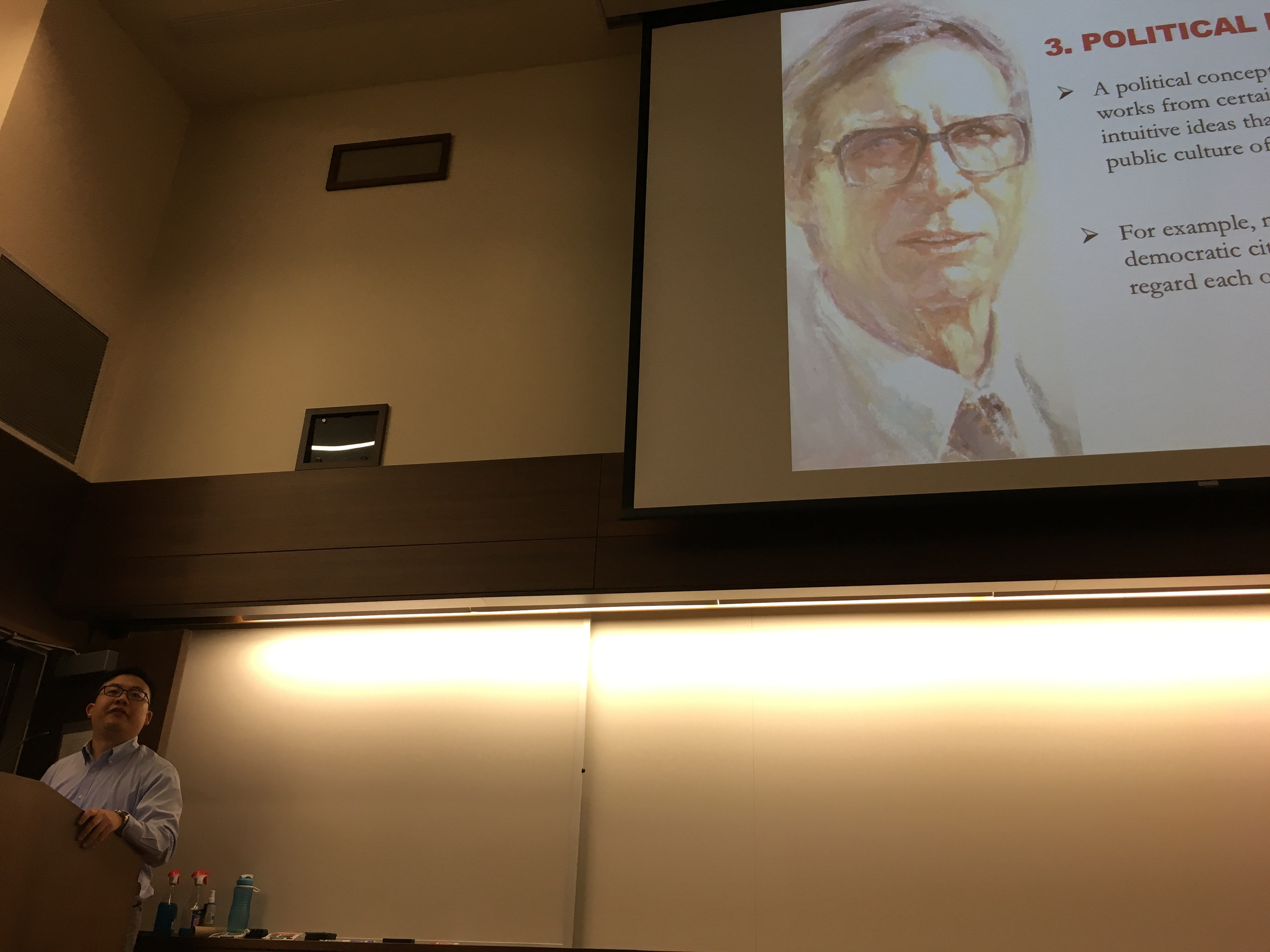 Pittsburgh lecture 1